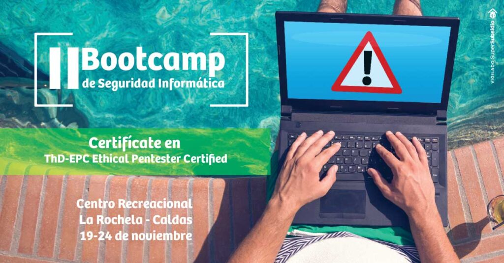 Bootcamp en Ethical Hacking