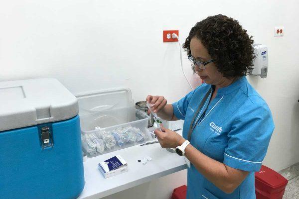 Vacunación-Confa-Salud