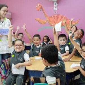 Copia de Copia de Preescolar.Inglés