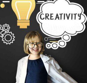 Día 5. Un creativo sin igual. Creativa - mente.
